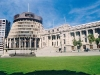 The Beehive - NZ Parliament